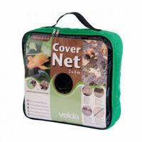 Filet de protection pour bassin Cover Net Velda 4 m x 3 m