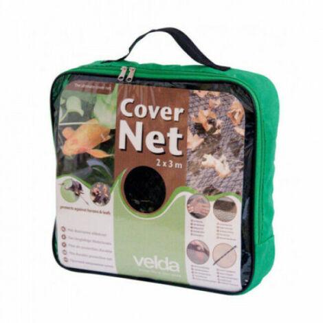Filet de protection pour bassin Cover Net Velda 6 m x 5 m