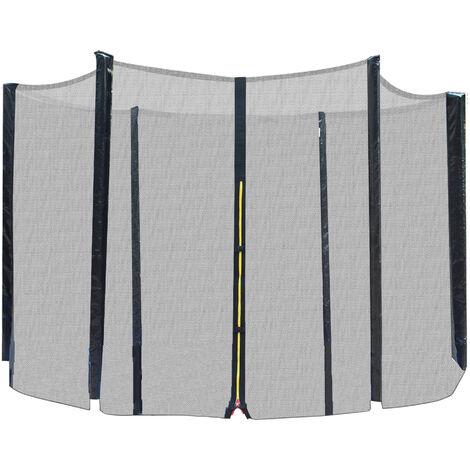 Filet de securite pour trampoline 10ft diametre 305 cm