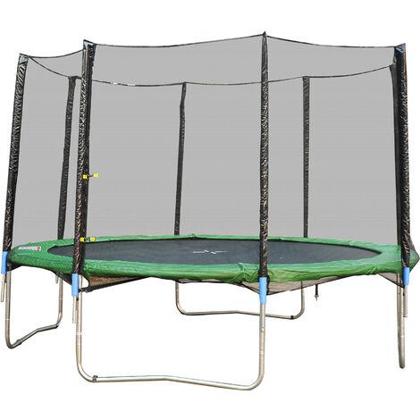 Filet de securite pour trampoline 12ft diametre 366 cm