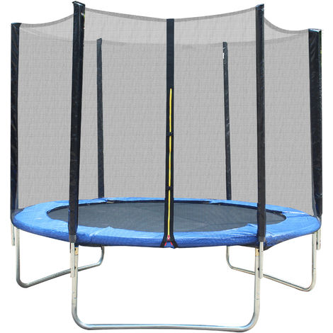 Filet de securite pour trampoline 8ft diametre 244 cm