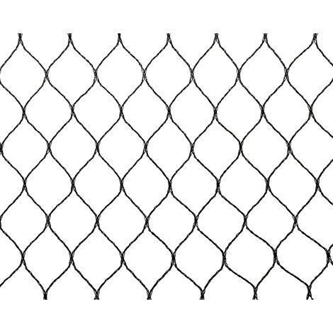 Filet de volière tricoté 10 x 10 m