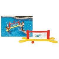 Filet de volley gonflable de Jilong - Jeux piscine