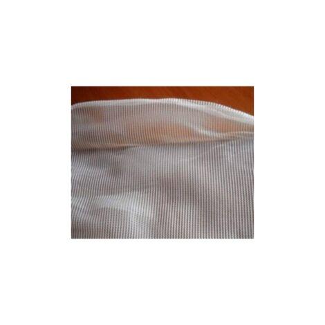Filet d'échafaudage Pro Blanc dimensions au choix-3m x 20 m Tecplast