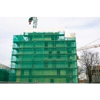 Filet d'échafaudage vert ALTRAD - P6215 - -