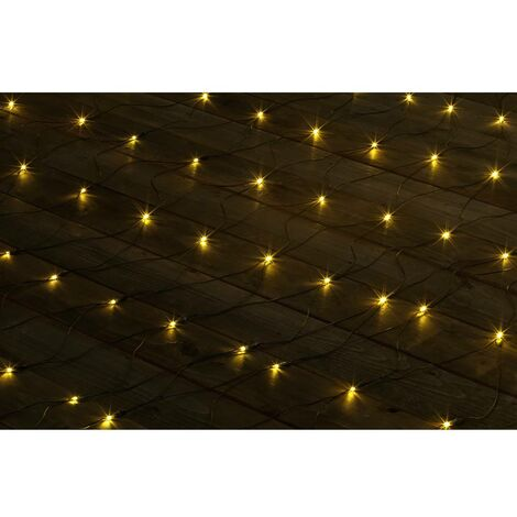Filet lumineux Sygonix SY-4531630 blanc chaud