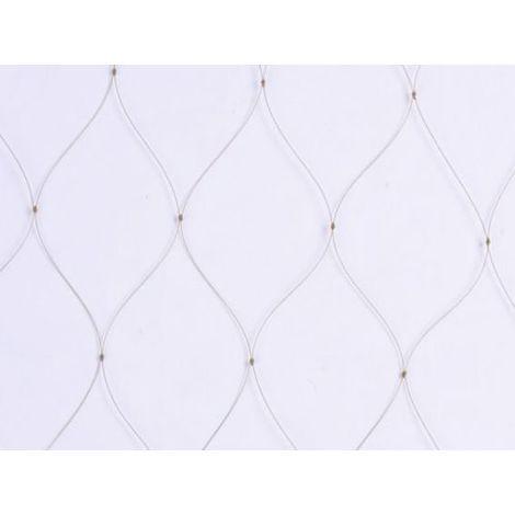 Filet monofils nylon 40mm - Pêche au filet droit 3.2m x 200m