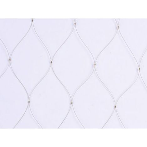 Filet monofils nylon 40mm - Pêche au filet droit 4m x 200m