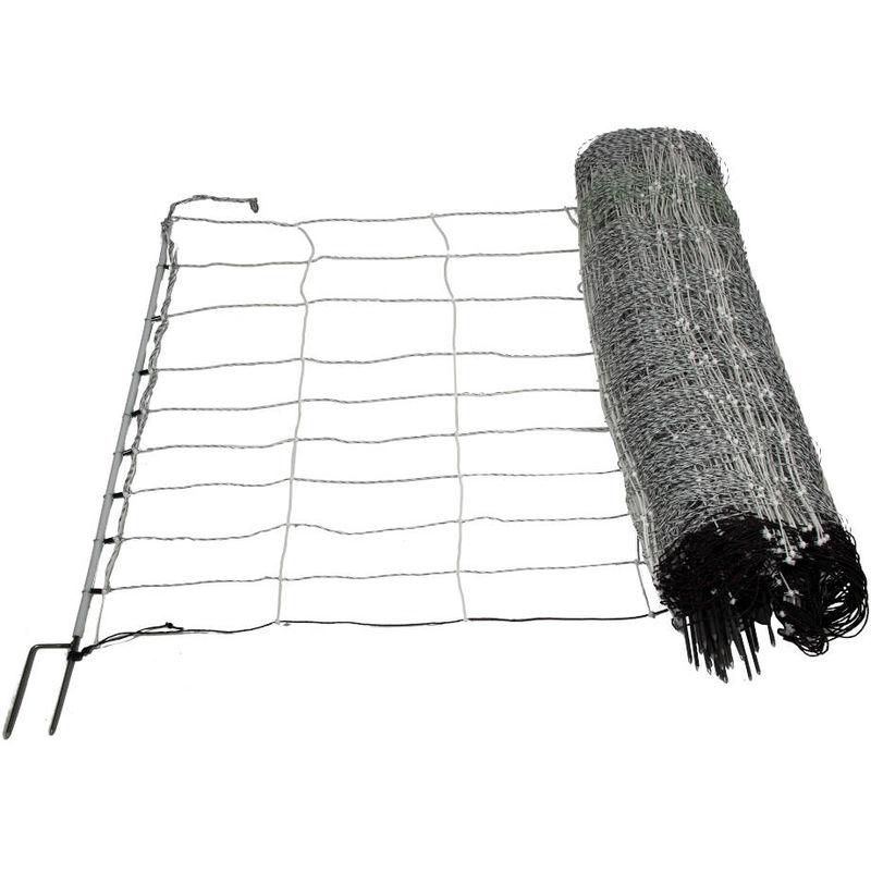 Horizont - Filet moutons 50 m, h 105 cm, double pointe, turbomax