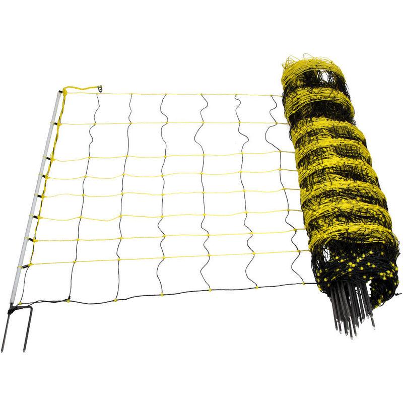 Horizont - Filet pour chèvres 50 m, h 105 cm, double pointe horinetz