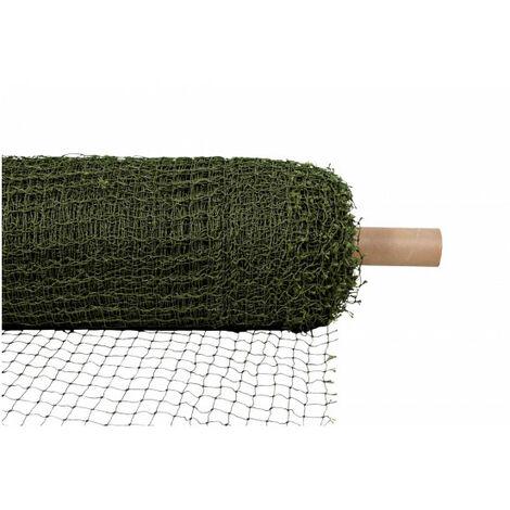 Filet rouleau de 75 x 2 m pour clôture et enclos anti-fugue pour chat