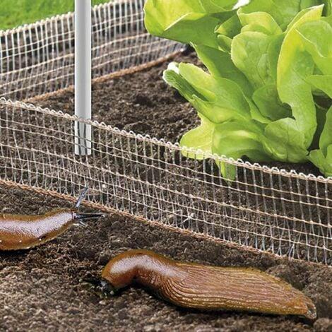 Filet stop limaces et escargots 8 m