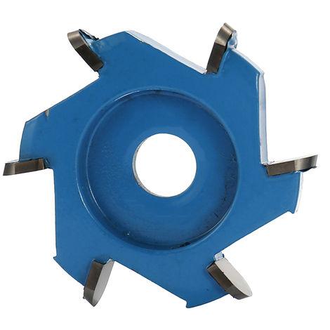 Filete de hoja hexagonal,herramienta de talla,para amoladora angular de apertura de 16mm