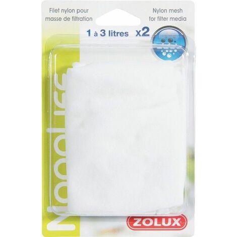 Filets nylon masse fil.4>6L x2