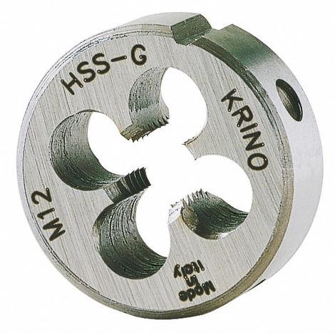 Filiera tonda M10 x 1,5 mm HSS F 7953 1025 ABC