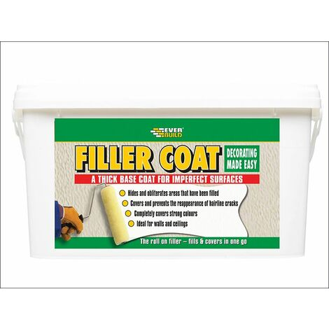 Filler Coat 5 Litre (EVBFILLCOAT5)