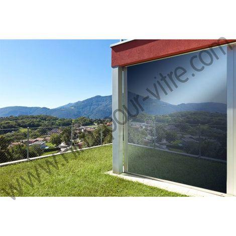 Clair UV ultraviolet 99,5/% 75cm x 5m de protection PRO Fenêtre Film Teinter