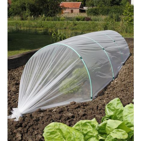 Film Biocontrol Filet de forçage anti-insectes - 1,40 m x 5 m - Protection des légumes