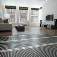 Film chauffant plancher flottant longueur 5,5 m 130 W/m² largeur 1 m