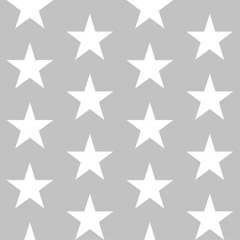 Film collant - White Stars on Grey