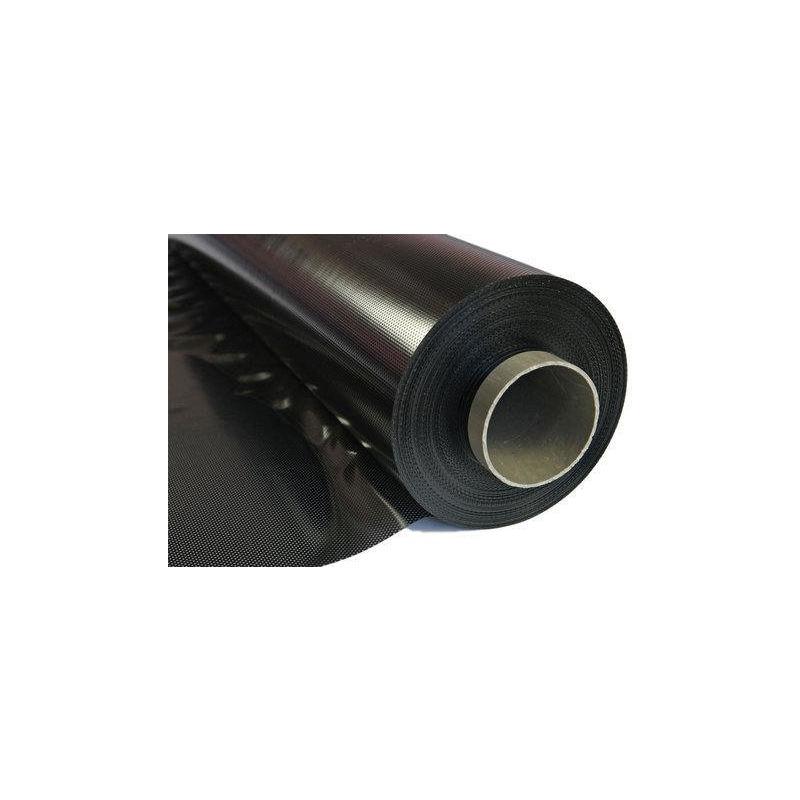 Film électrostatique Micro Perforé Noirnoir 1 M X 1 M S350