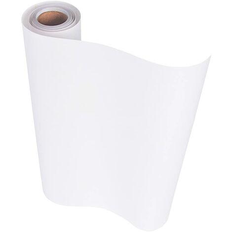 Film en vinyle adhésif de 30x 300cm transfert pour diverses applications-panneaux publicitaires et plaques signalétiques autocollants, murs, portes, vitrines Film de transfert transparent