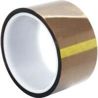 Film Kapton 50 mm / résistant à la chaleur 32441 50 mm x 32 m