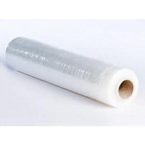 Film pellicule extensible H500 manuel x 2,8 kg d'emballage transparent