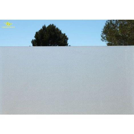 Film pour vitre vitrostatique motif GIVRE , 45x200cm