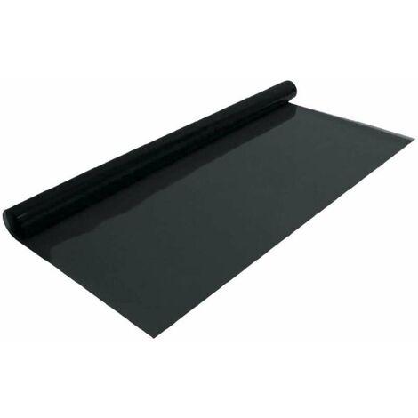 Film solaire auto adhésif noir 3m x 50cm