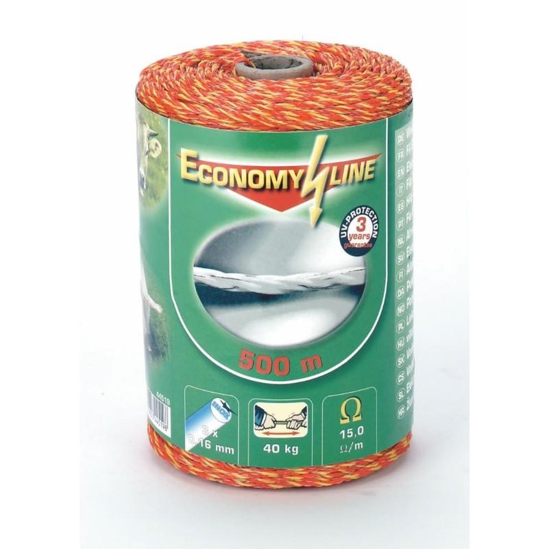 Fils de clôture 'EconomyLine' - 500 m