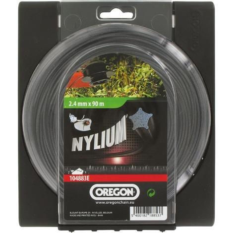 Fils Nylium® Starline®, Ø 2,4 mm, long. : 15 m, 90 m et 360 m