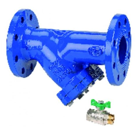 Filter 233 40 with rinsing valve