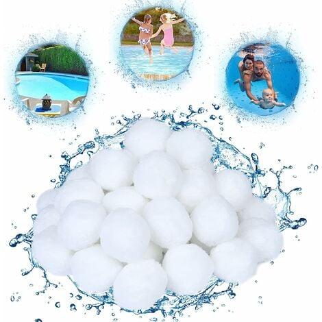"main image of ""Filter balls for sand filtration systems 700g filter balls, 25kg filter sand replacement, swimming pool filter balls for swimming pool accessories, swimming pool pump, swimming pool cleaning SOEKAVIA"""