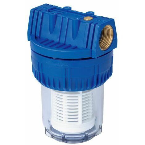 Filter für Gartenpumpen 1 kurz. mit waschbarem Fi