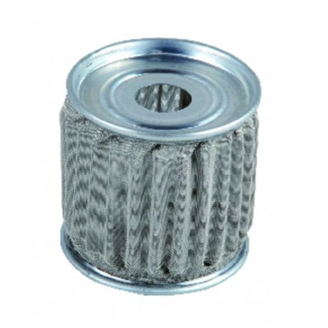 Filter of simple fuel cartridge inox for filter of