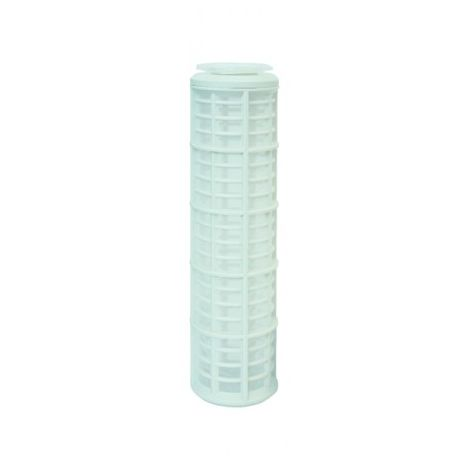 Filtering cartridge, 60 microns, washable nylon