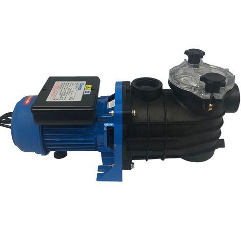 Filterpumpe DPool Eco 0,75 mit 7,2m³/h