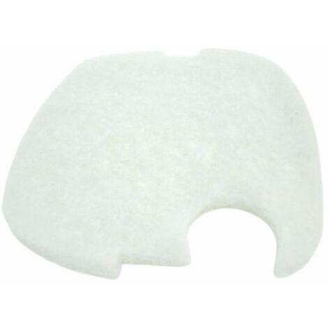 Filterwatte weiß 2cm für HW-302 Außenfilter