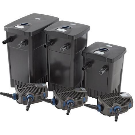 Filtomatic Set CWS 25000 La solution optimale de filtration