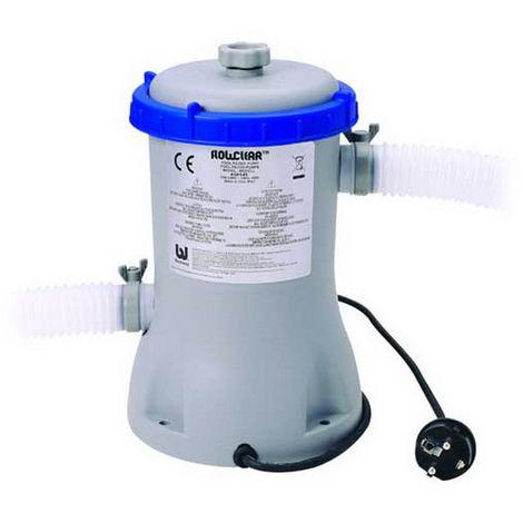 Filtration Bestway FLOWCLEAR 2m³/h piscine hors-sol