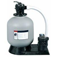 Filtration piscine comprenant Filtre à sable + pompe 6 m3/H