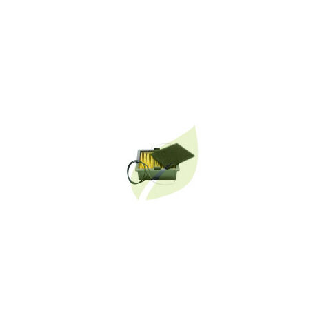 Filtre à air adaptable de tondeuse KUBOTA 12545 11080