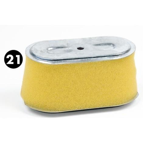 Filtre à air adaptable Honda 17210734003 - 60X112X 67 mm