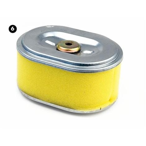 Filtre à air adaptable Honda 17210ZE0822 - 76X102X 51 mm