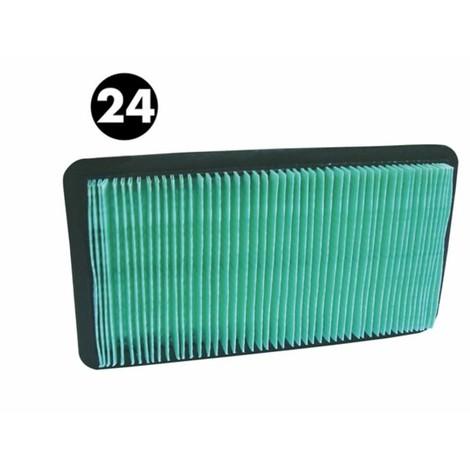 Filtre à air adaptable Honda 17211Z0A000 - 115X220X 25 mm