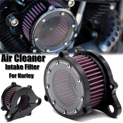 Filtre à Air Admission Pour Harley Sportster XL883 1200 2004-2015
