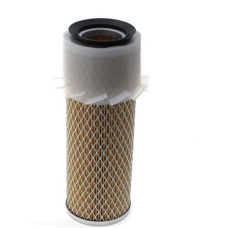 Filtre à air cylindrique 242 x 108mm pour Iseki et Rapid