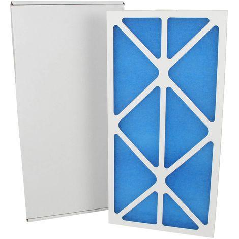 Filtre à air G4 compatible VMC Unelvent 600912 pour Ideo 325 et Initia 225 EcoWatt