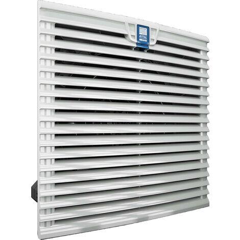 Filtre à air gris clair (RAL 7035) (l x h) 204 mm x 204 mm S21000